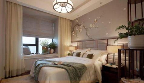 上海瑞虹新城样板房 新中式风格