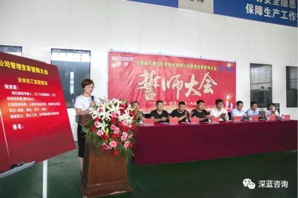华腾汽车零部件有限公司管理变革誓师大会圆满召开1.jpg