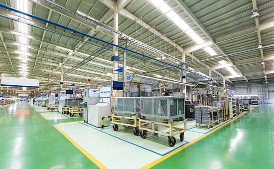 医疗器械生产厂房
