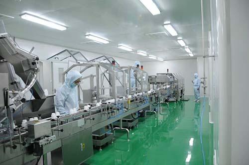 无菌产品生产线