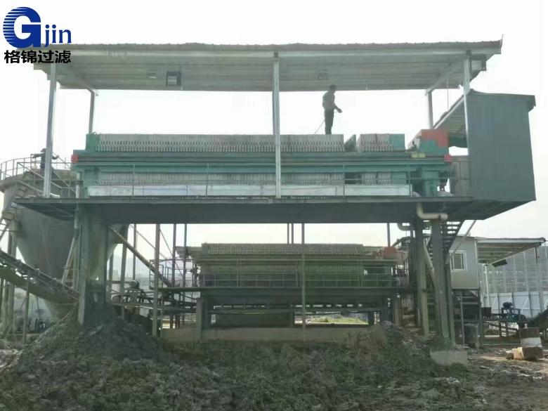 250平方沙厂污水工程案例