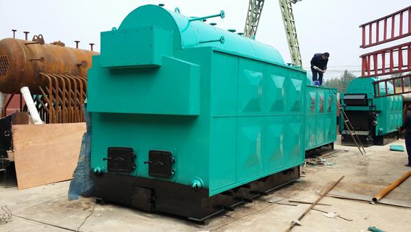 燃气锅炉冷凝器简介 河南太康锅炉有限公司