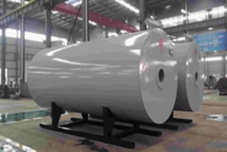 YYQW燃油气导热油炉