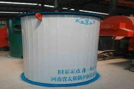 YGL立式导热油炉