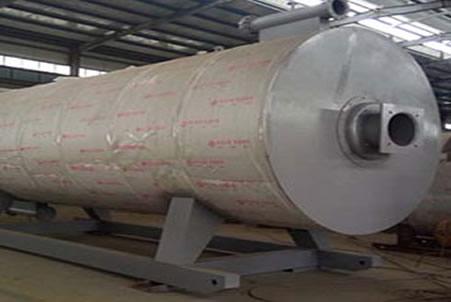 4.2MW燃油气有机热载体锅炉