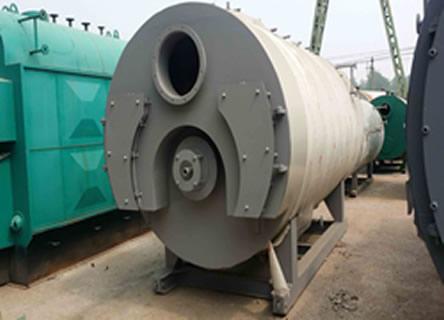 CWNS燃油气热水锅炉