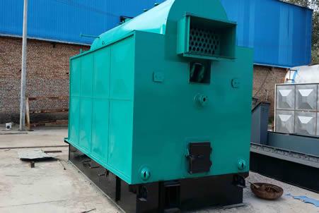 CDZL卧式链条热水锅炉