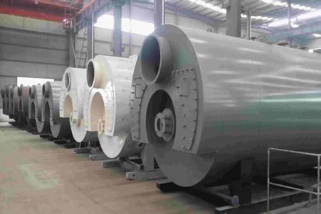 WNS燃油气承压热水锅炉