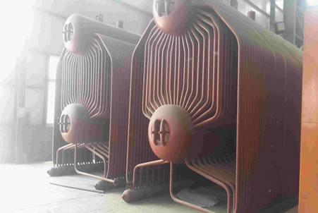 CDZL-T生物质热水锅炉