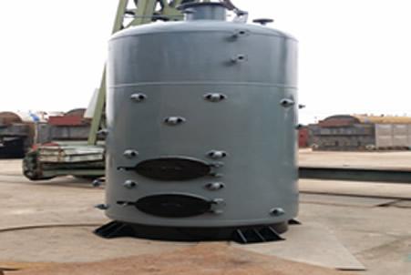 CLSG-T立式生物质热水锅炉