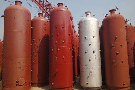 LSH立式蒸汽锅炉