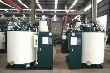 LSS燃油气贯流式蒸汽锅炉