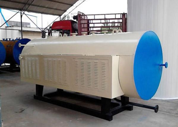 四川某某化工廠電加熱鍋爐