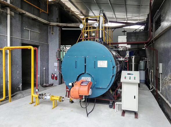 山東紡織廠電加熱蒸汽鍋爐