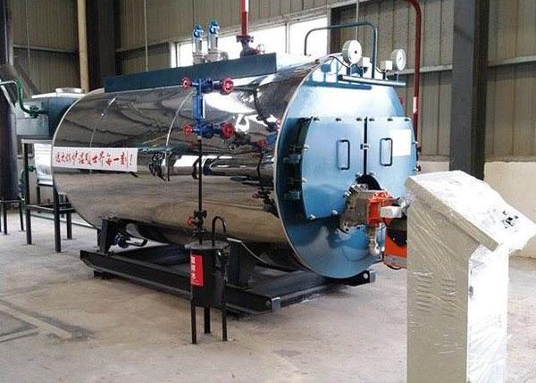吉林化工廠區工業燃氣蒸汽鍋爐