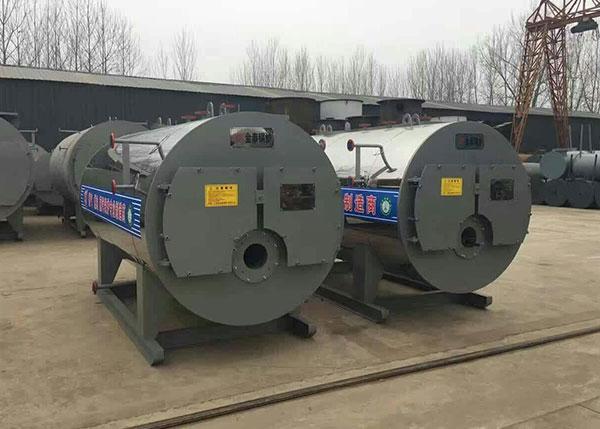 化工廠低氮燃氣鍋爐