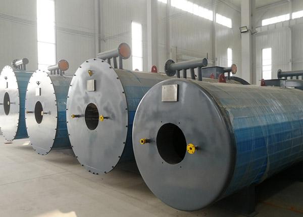 化工廠燃油導熱油鍋爐