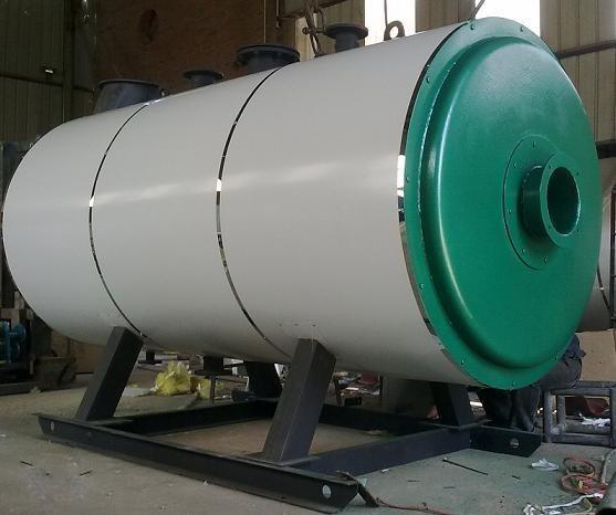 造紙廠燃油熱水鍋爐