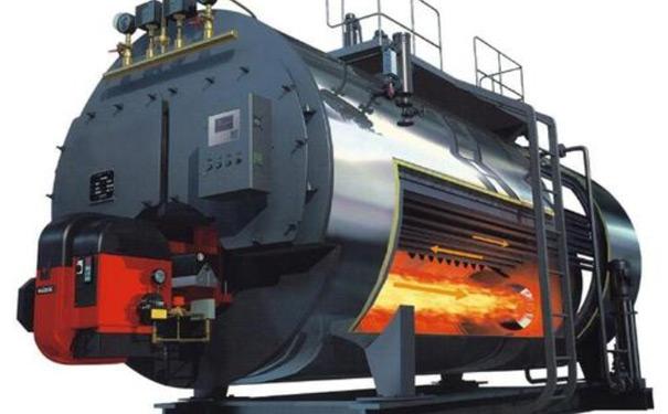 燃油鍋爐圖片