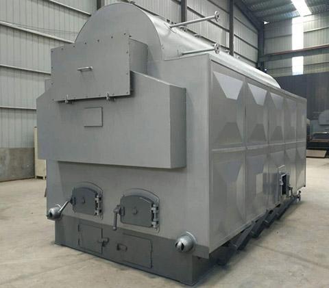 化工廠生物質熱水鍋爐
