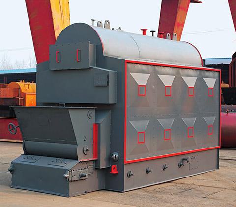 紡織廠生物質蒸汽鍋爐
