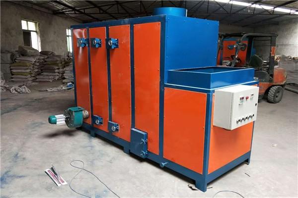 食品廠生物質熱風鍋爐