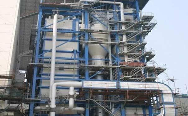 循環流化床鍋爐控制有哪些特點?
