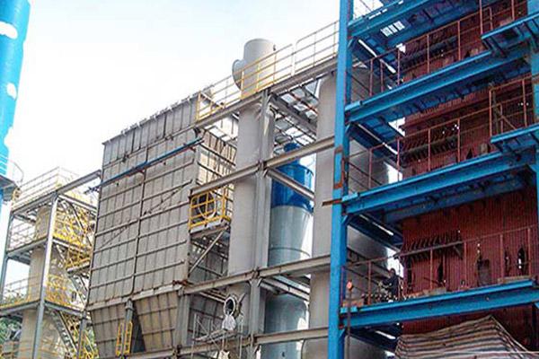 化工廠區工業余熱鍋爐