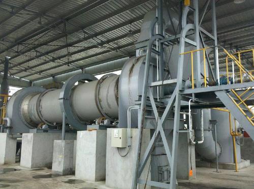廣東某某造紙廠余熱鍋爐