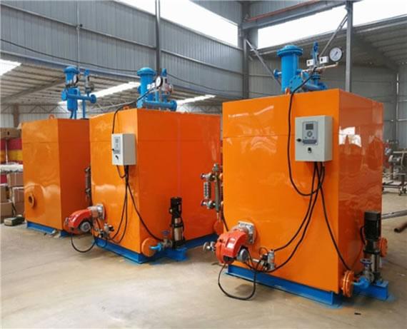 發電廠蒸汽發生器