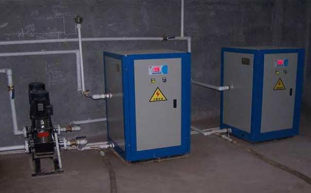 小型電加熱蒸汽發生器維護方法以及步驟
