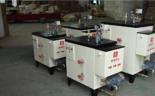 電蒸汽發生器加熱圈有哪些特點