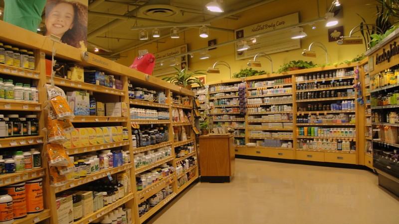超市货架材质优点和摆放技巧