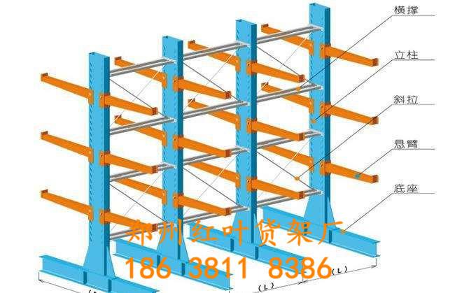倉儲貨架結構類型有哪些