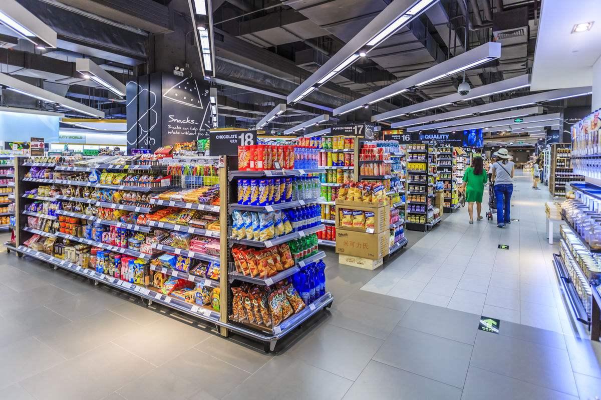 小型超市货架如何布置才能达到最好效果