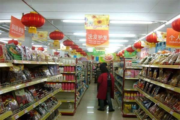 超市货架怎么安装摆放