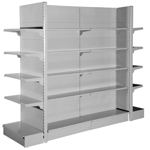 超市货架定制背板超市货架HY-001