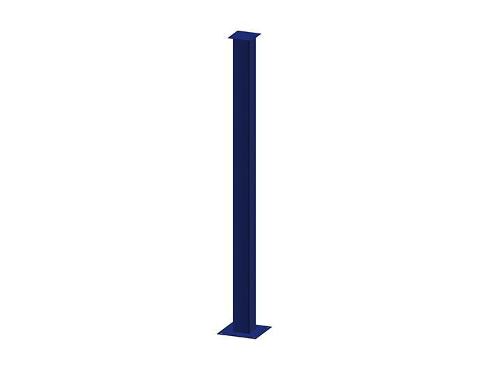 钢平台-方立柱