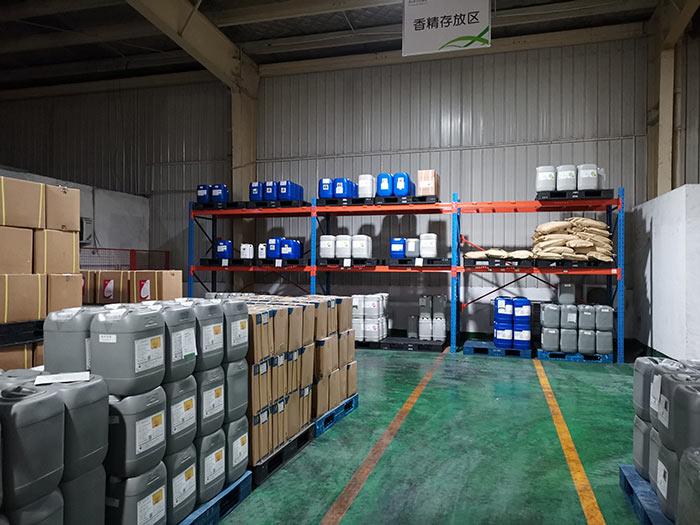 鄭州頂津食品有限公司(康師傅飲料)倉儲貨架案例