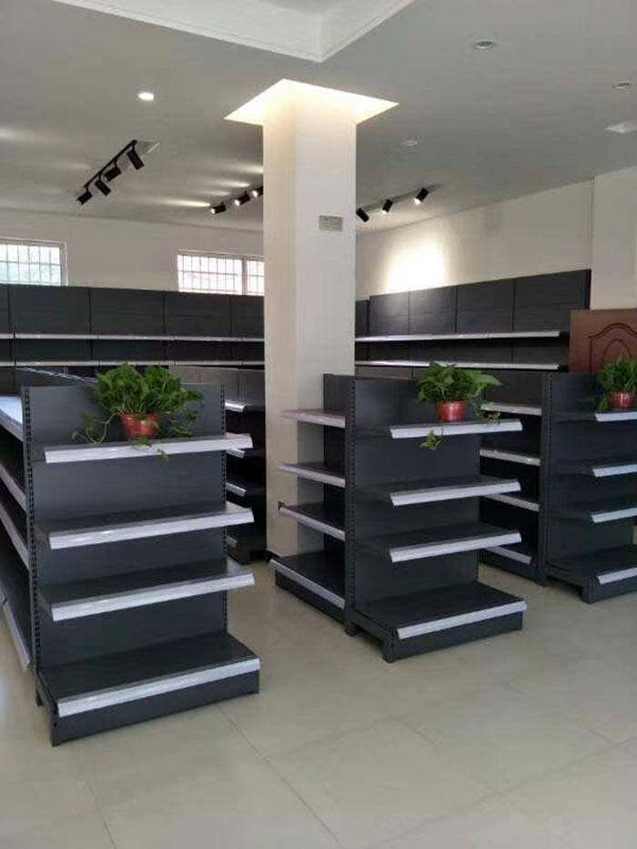 新密市祥雲街沁元春大藥店藥店貨架案例