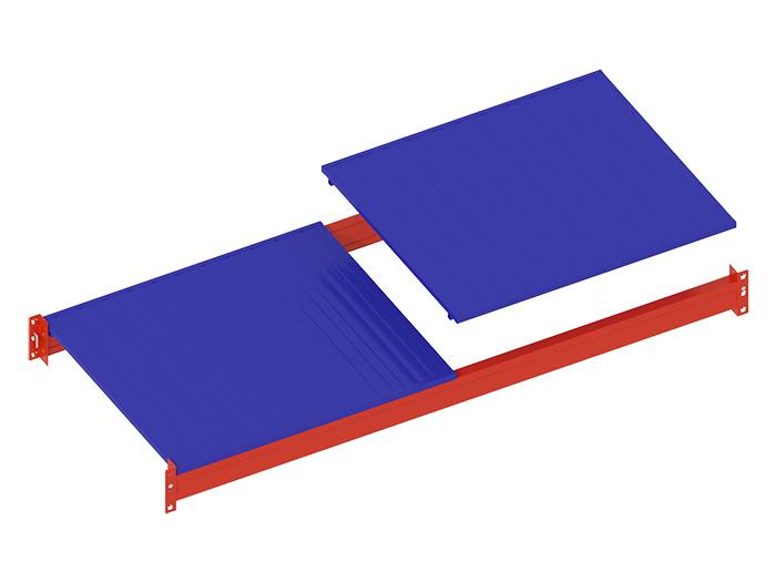 托盤式層板