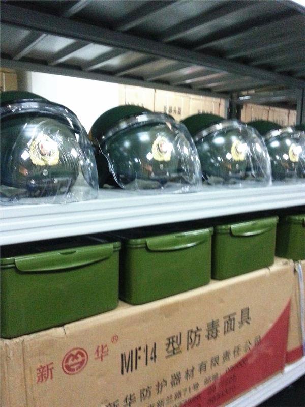 武警部队货架2