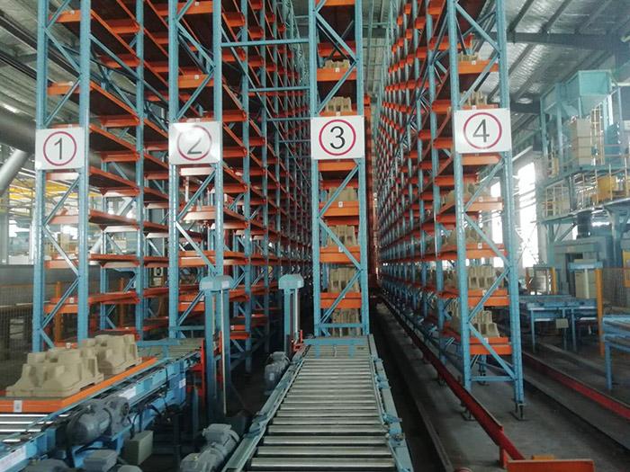 自動化立體倉庫003