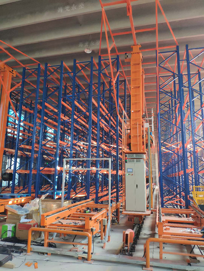 化工行業自動化立體倉庫1