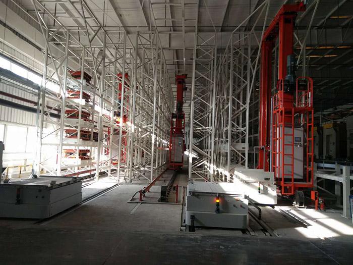 磨具自動化立體倉庫