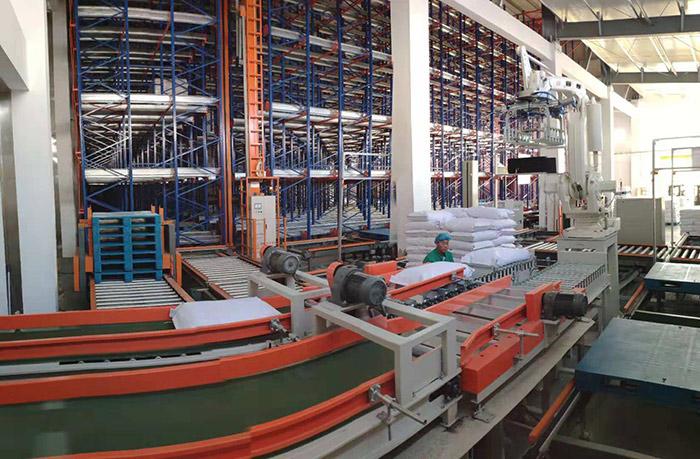 自動化立體倉庫002