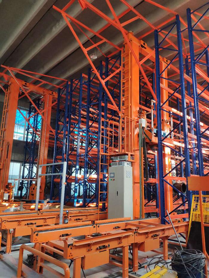 化工行業自動化立體倉庫