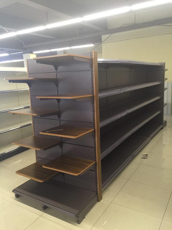 红叶母婴店货架012