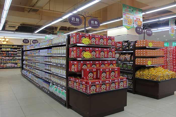 超市貨架上的商品擺放原則有哪些
