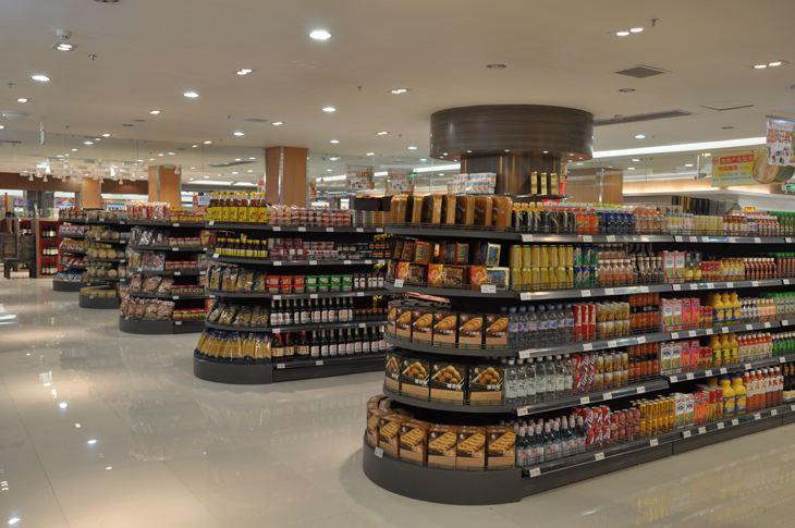 超市货架厂家如何选择